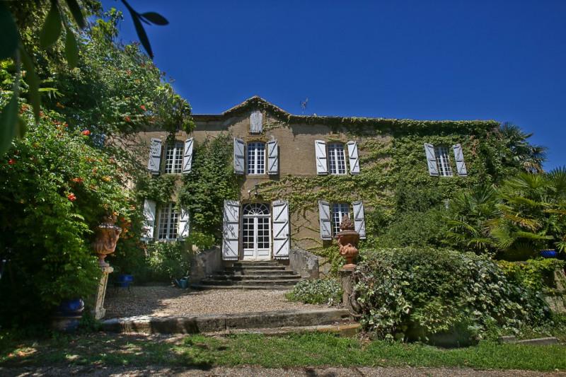 Sale house / villa Riscle 380000€ - Picture 10