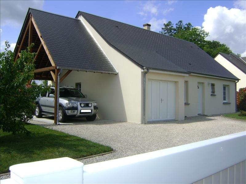 Vente maison / villa Auzouer-en-touraine 176000€ - Photo 2