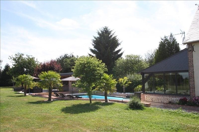 Deluxe sale house / villa Breteuil sur iton 645000€ - Picture 4