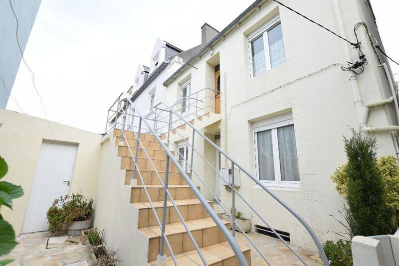 Sale building Brest 138450€ - Picture 1