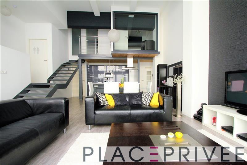 Sale apartment Nancy 273000€ - Picture 1