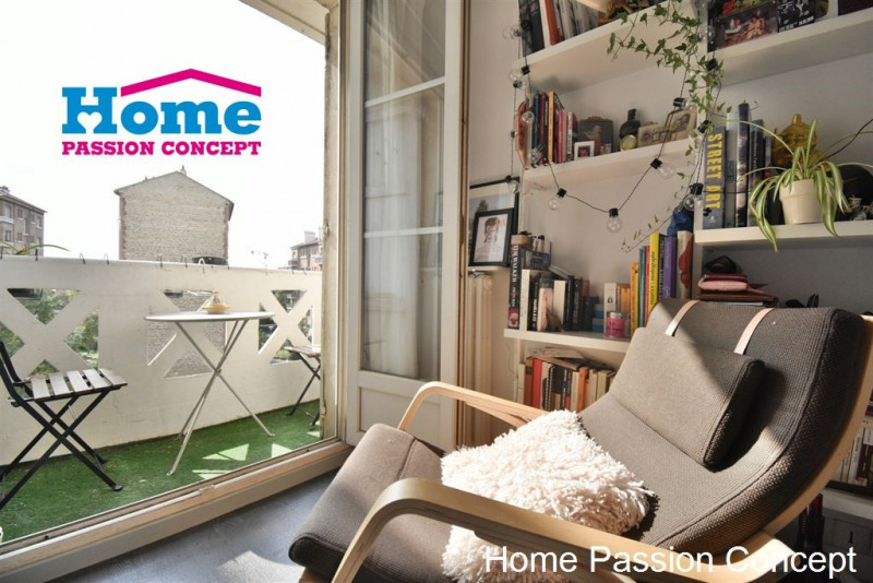 Sale apartment Colombes 222500€ - Picture 3
