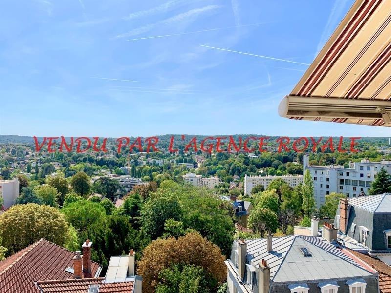 Sale apartment St germain en laye 890000€ - Picture 1