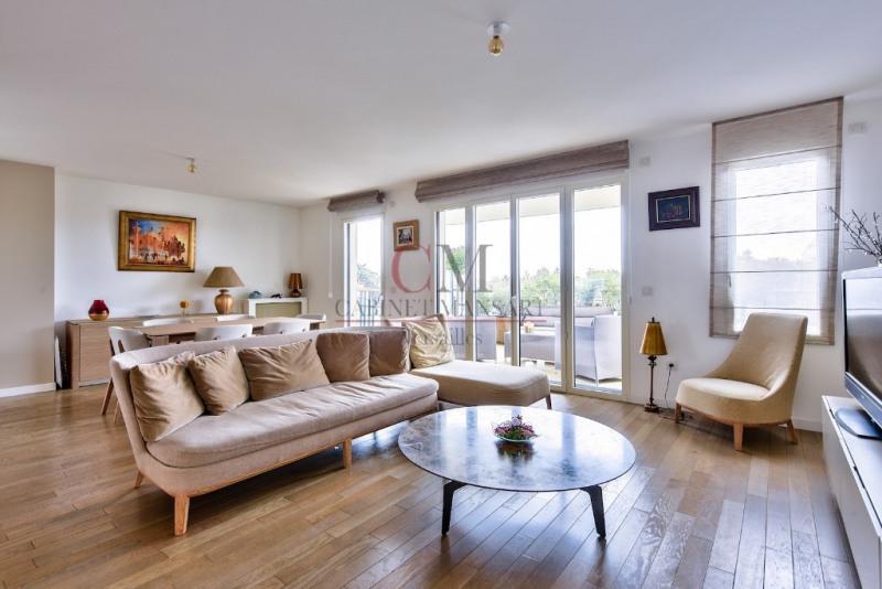 Vente de prestige appartement Saint cloud 1250000€ - Photo 2