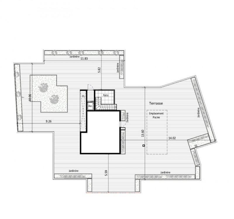 Vente de prestige appartement Lyon 5ème 1490000€ - Photo 4