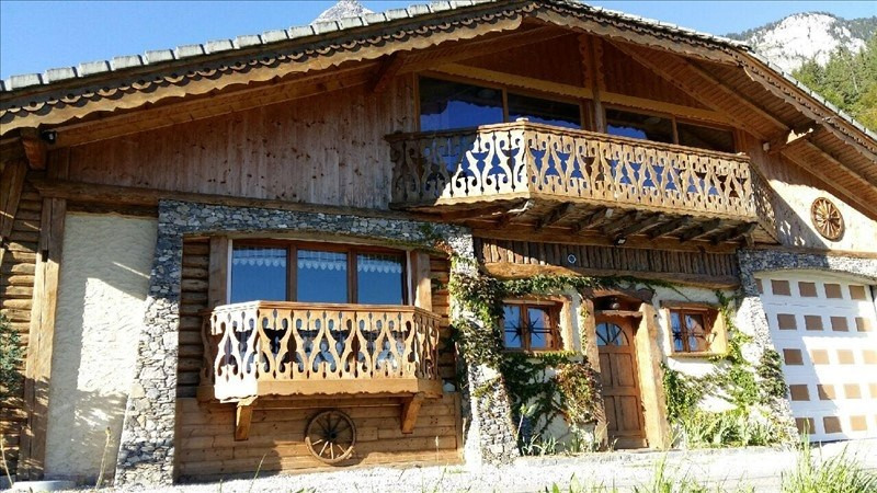 Vente maison / villa Magland 389000€ - Photo 1