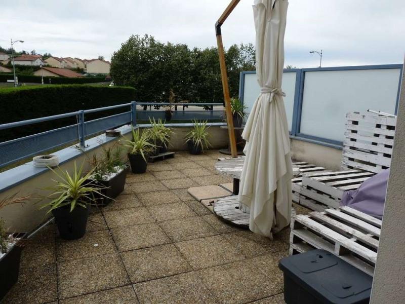 Sale apartment Roche-la-moliere 119000€ - Picture 1
