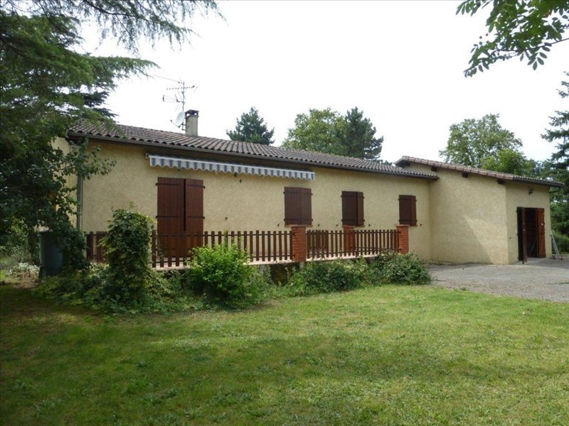 Location maison / villa Bruguieres 1 020€ CC - Photo 2