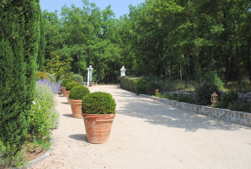 Vente de prestige maison / villa Callian 2300000€ - Photo 4