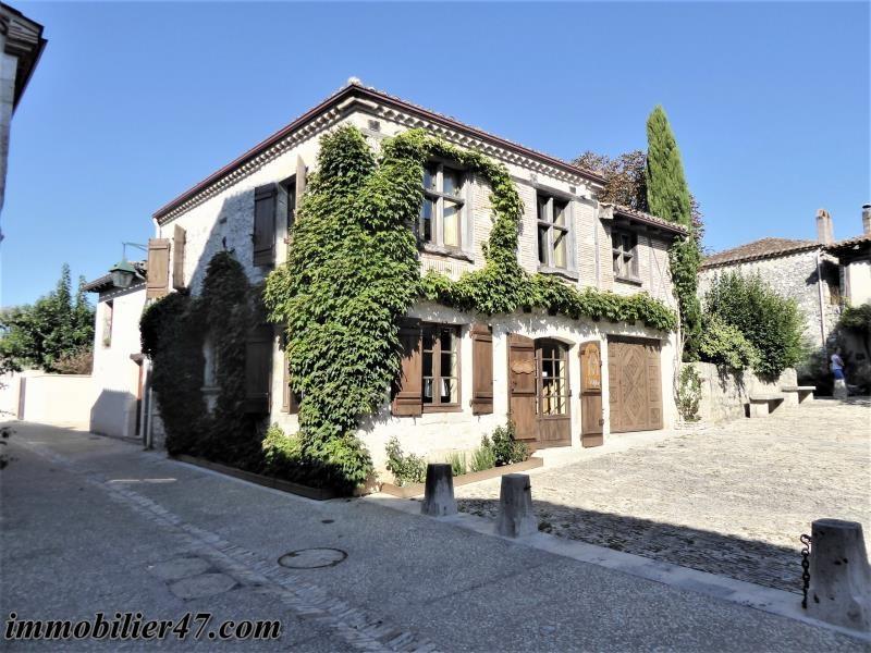 Vente maison / villa Pujols 212000€ - Photo 1