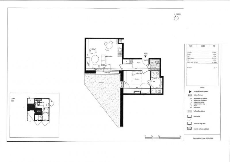 Vente appartement Rennes 194000€ - Photo 6