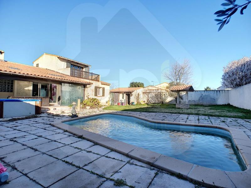 Sale house / villa Les pennes mirabeau 424000€ - Picture 1