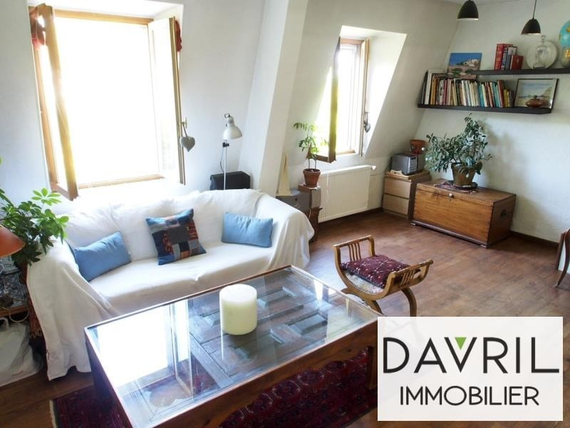 Sale apartment Andresy 159000€ - Picture 2