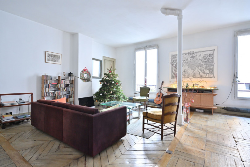 Vente appartement Paris 10ème 940 000€ - Photo 1