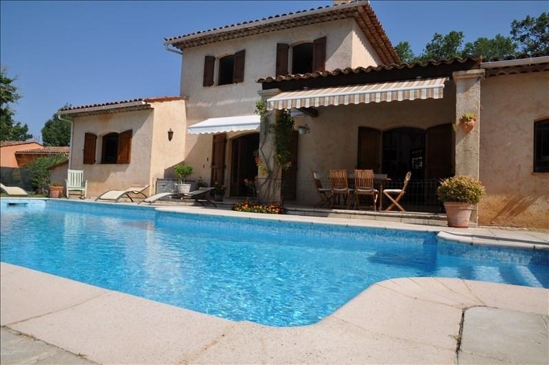 Vente maison / villa Saint cezaire sur siagne 455000€ - Photo 3