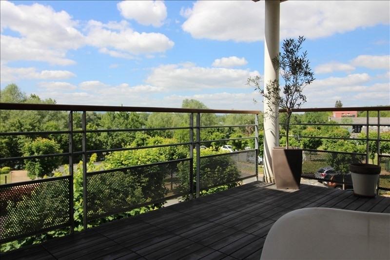 Sale apartment Jassans 230000€ - Picture 2