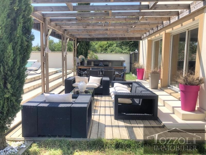 Deluxe sale house / villa Chonas l amballan 618000€ - Picture 12
