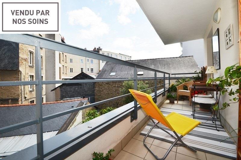 Vente appartement Nantes 317000€ - Photo 1
