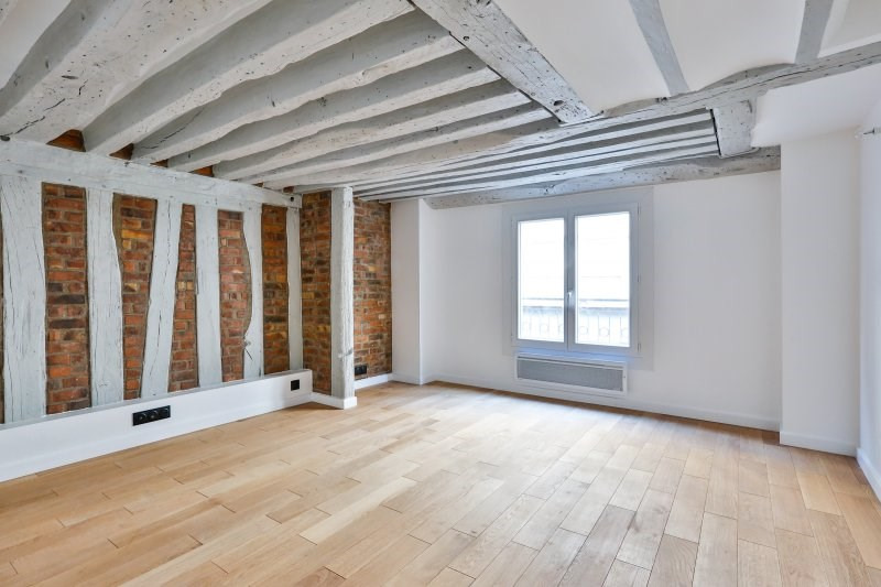 Sale apartment Paris 1er 625 000€ - Picture 2