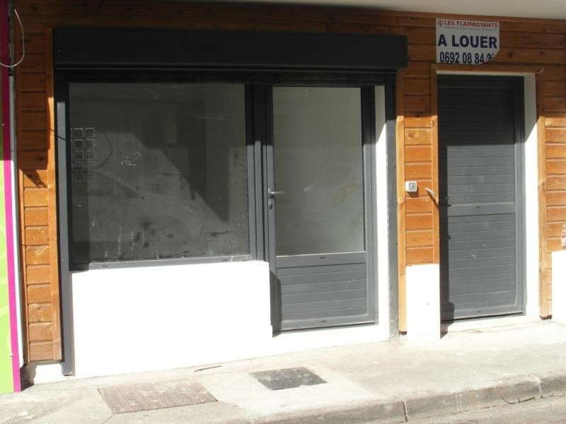 Location local commercial St denis 1 450€ HT/HC - Photo 1