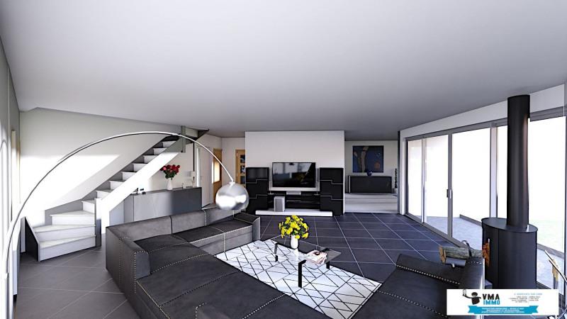 Maison de 225m² sur terrain 2975 m² avec PC