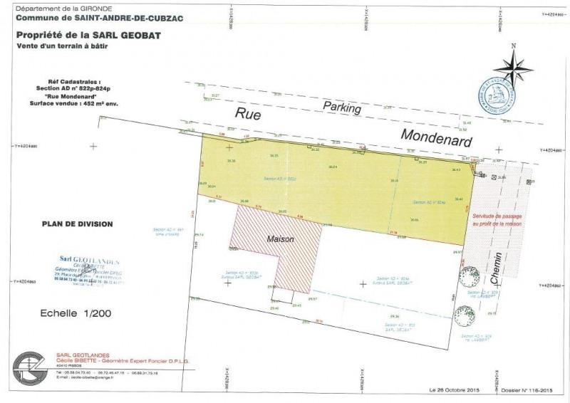 Sale house / villa Saint-andre-de-cubzac 239000€ - Picture 3