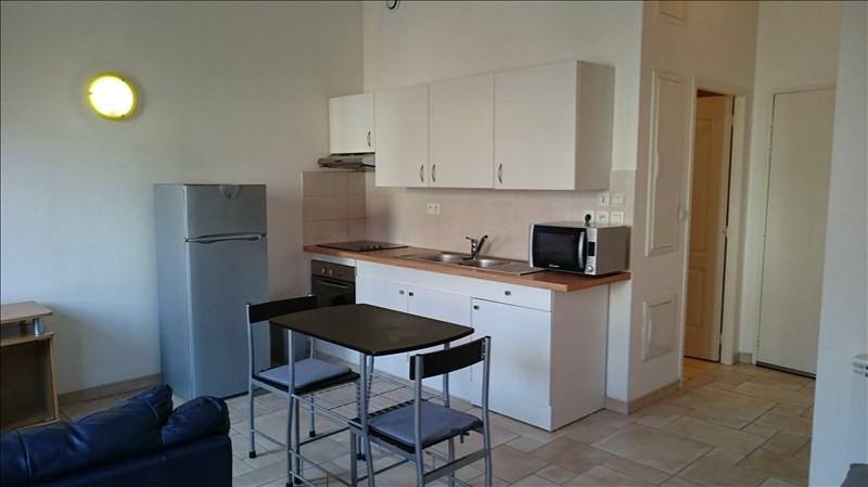 Rental apartment Bourgoin jallieu 460€ CC - Picture 1