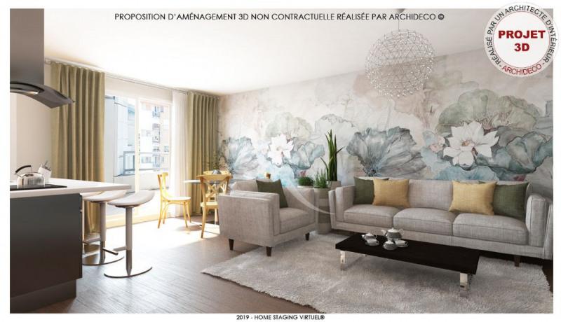 Sale apartment Colomiers 139000€ - Picture 1