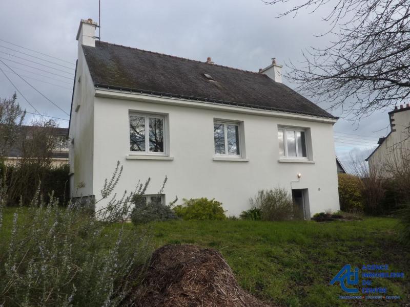 Pontivy - maison 3 pièces - 68 m²