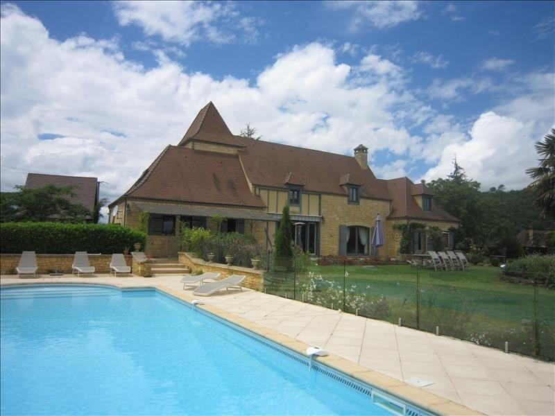 Deluxe sale house / villa Vitrac 924000€ - Picture 3