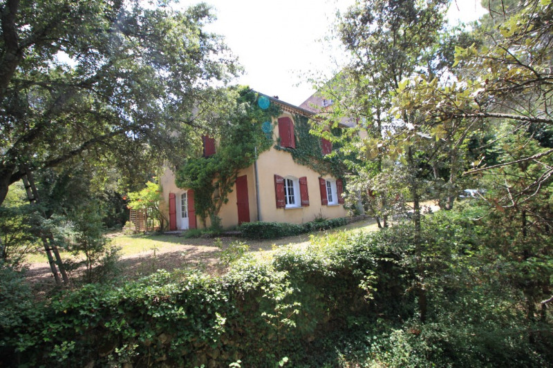 Verkoop van prestige  huis Jouques 556500€ - Foto 3