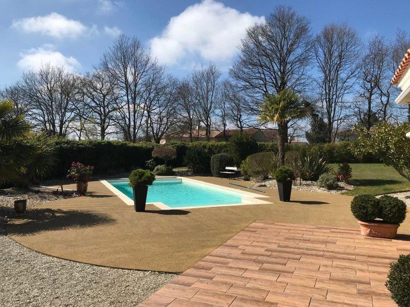 Deluxe sale house / villa Sainte-foy 641700€ - Picture 9