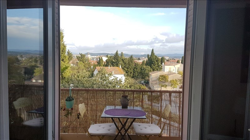 Sale apartment Carcassonne 66 000€ - Picture 1