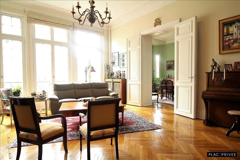 Deluxe sale apartment Nancy 665 000€ - Picture 3