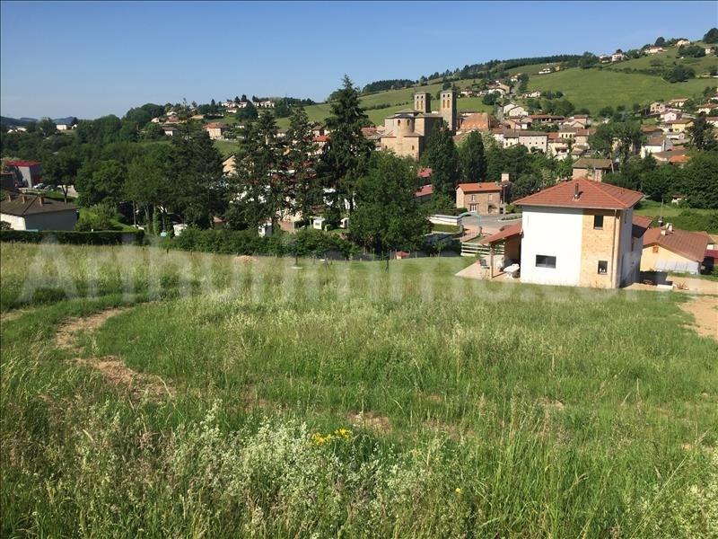 Vente terrain Cublize 55000€ - Photo 1