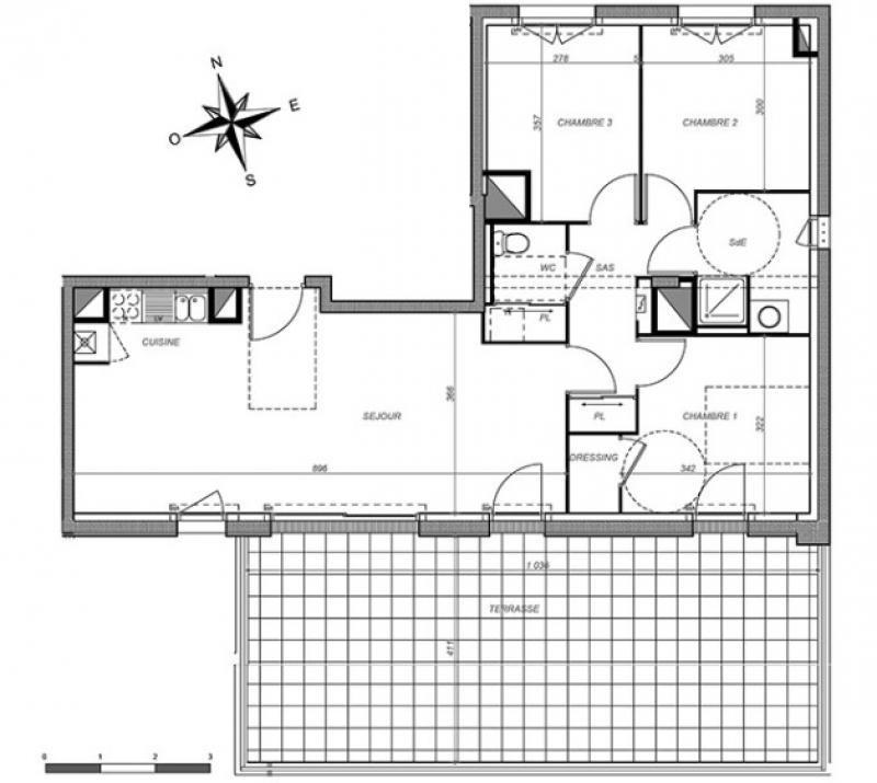 Sale building St marc sur mer 203000€ - Picture 3