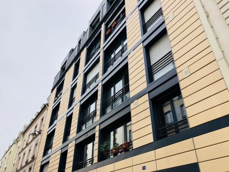 Sale apartment Paris 18ème 530000€ - Picture 8