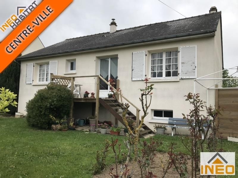 Vente maison / villa Pleumeleuc 190 000€ - Photo 1