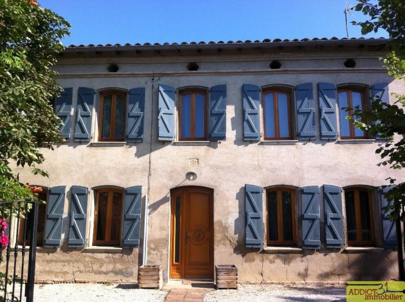 Vente maison / villa Secteur montastruc-la-conseillere 399000€ - Photo 1