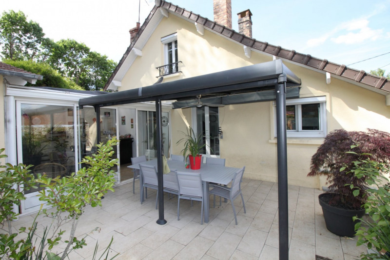 Revenda casa Montlhéry 312000€ - Fotografia 2