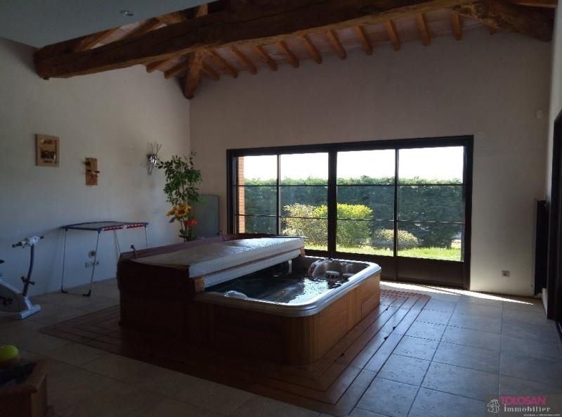 Deluxe sale house / villa Baziege 850000€ - Picture 4