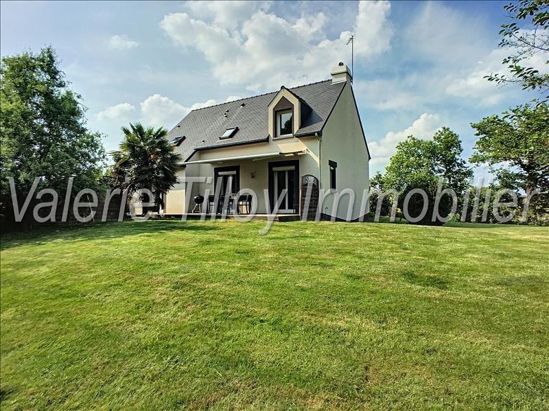 Sale house / villa Bourgbarre 349900€ - Picture 1
