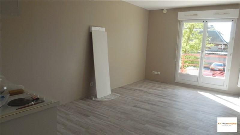 Rental apartment Yvetot 370€ CC - Picture 3