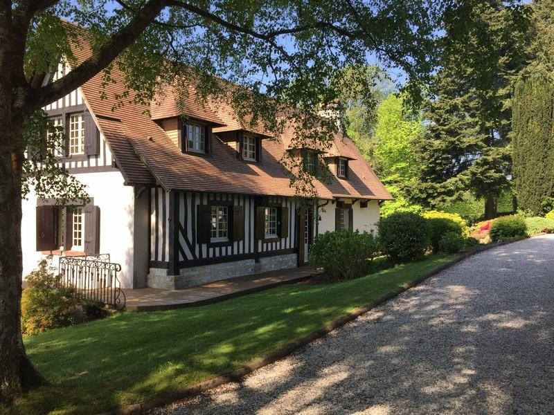 Vente de prestige maison / villa Le breuil en auge 585000€ - Photo 1