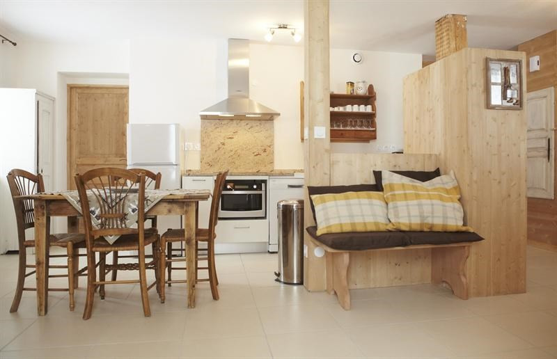 Vacation rental apartment Les moussieres 400€ - Picture 1