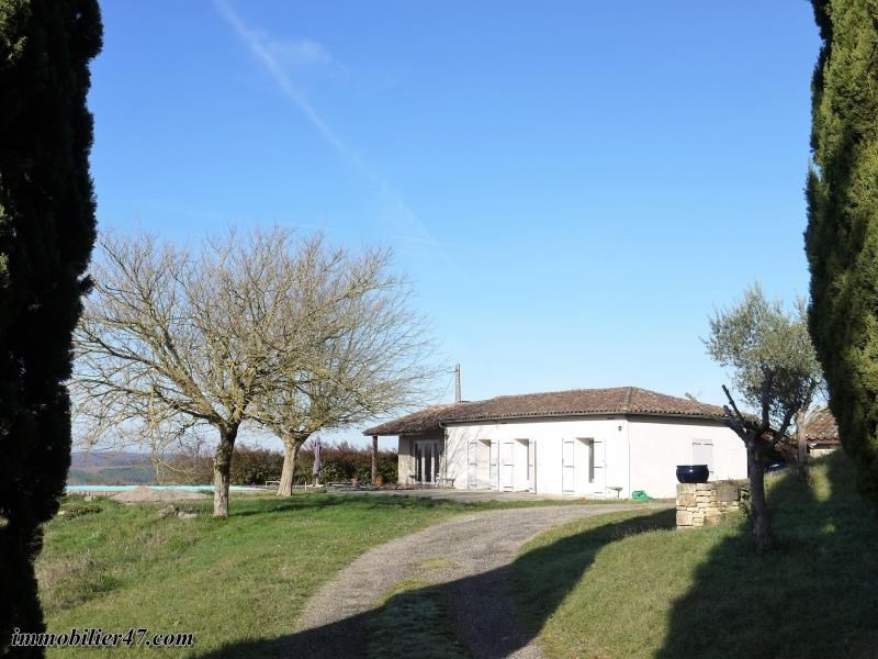 Vente maison / villa Brugnac 170000€ - Photo 1