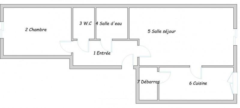 Vente appartement Fontenay sous bois 199500€ - Photo 10
