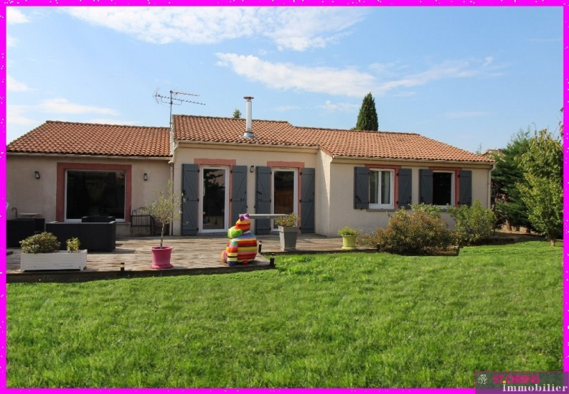 Vente maison / villa Quint fonsegrives 399 000€ - Photo 1