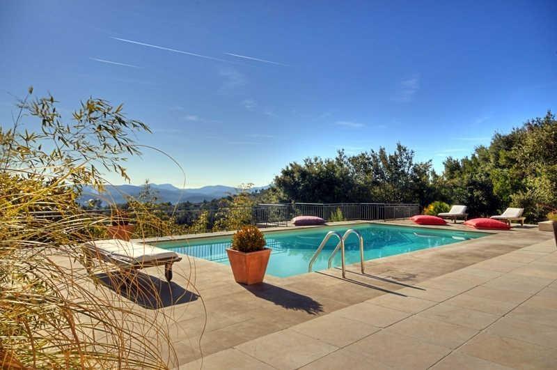 Immobile residenziali di prestigio casa Montauroux 1290000€ - Fotografia 5