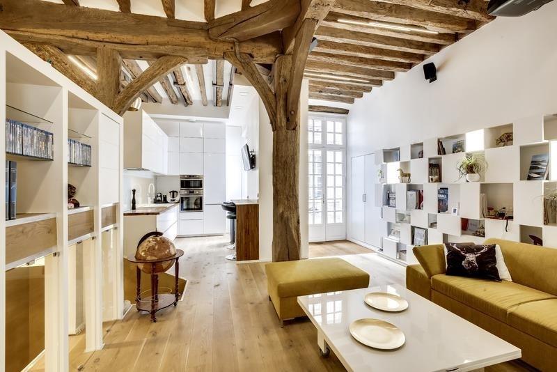 Vente appartement Versailles 619000€ - Photo 2